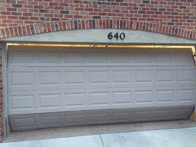 Blog Do You Put Lot Of Pressure On Your Garage Door